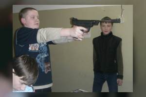 Соревнования по стрельбе