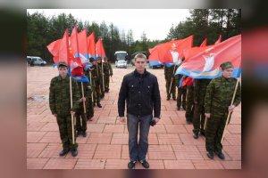 Кандалакша отметила 67–ю годовщину разгрома немецко-фашистских войск в Заполярье