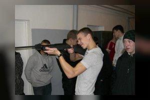 Личное первенство по стрельбе из пневматической винтовки
