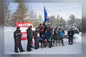 Чемпионат Мурманской области по мотокроссу в Кандалакше