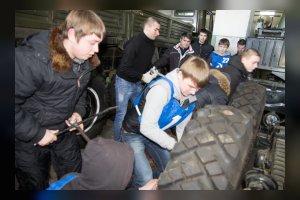 Первый этап всероссийской Спартакиады в Кандалакше