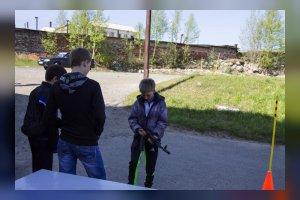 """Зарница """"Северная звезда"""" в Кандалакшской автошколе ДОСААФ"""