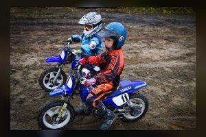 9-й этап Чемпионата Мурманской области по мотокроссу