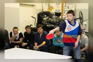 Первенство Кандалакшской автошколы ДОСААФ по теннису