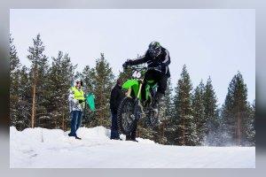 I этап Чемпионата Мурманской области по мотокроссу в Кандалакше