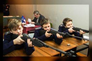 Первенство Кандалакши по стрельбе ко Дню защитника Отечества