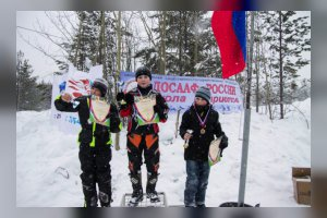 Зимний этап Чемпионата Мурманской области в Кандалакше