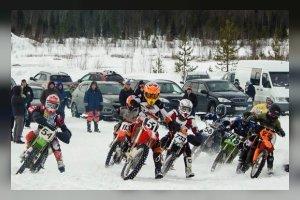 2-й этап Чемпионата Мурманской области по мотокроссу
