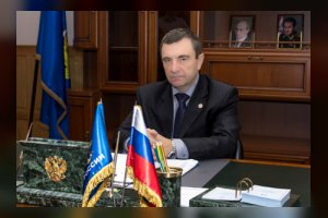 Поздравление председателя ДОСААФ России Александра Колмакова по случаю 88-й годовщины Оборонного общества
